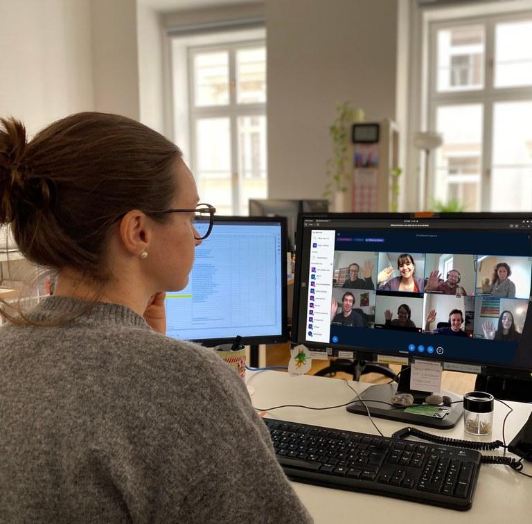 Videokonferenz mit BigBlueButton