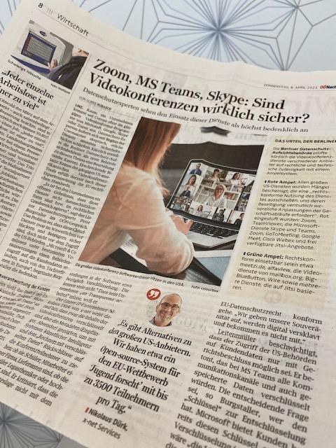 Zoom, MS Teams, Skype: Sind Videokonferenzen wirklich sicher?